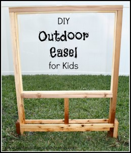 DIY-Outdoor-Easel-for-Kids
