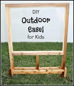 DIY-Outdoor-Easel-for-Kids