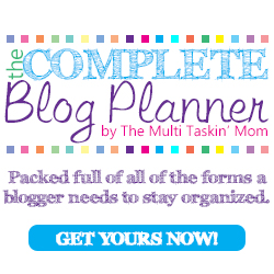 The Complete Blog Planner