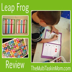 Leap Frog Review