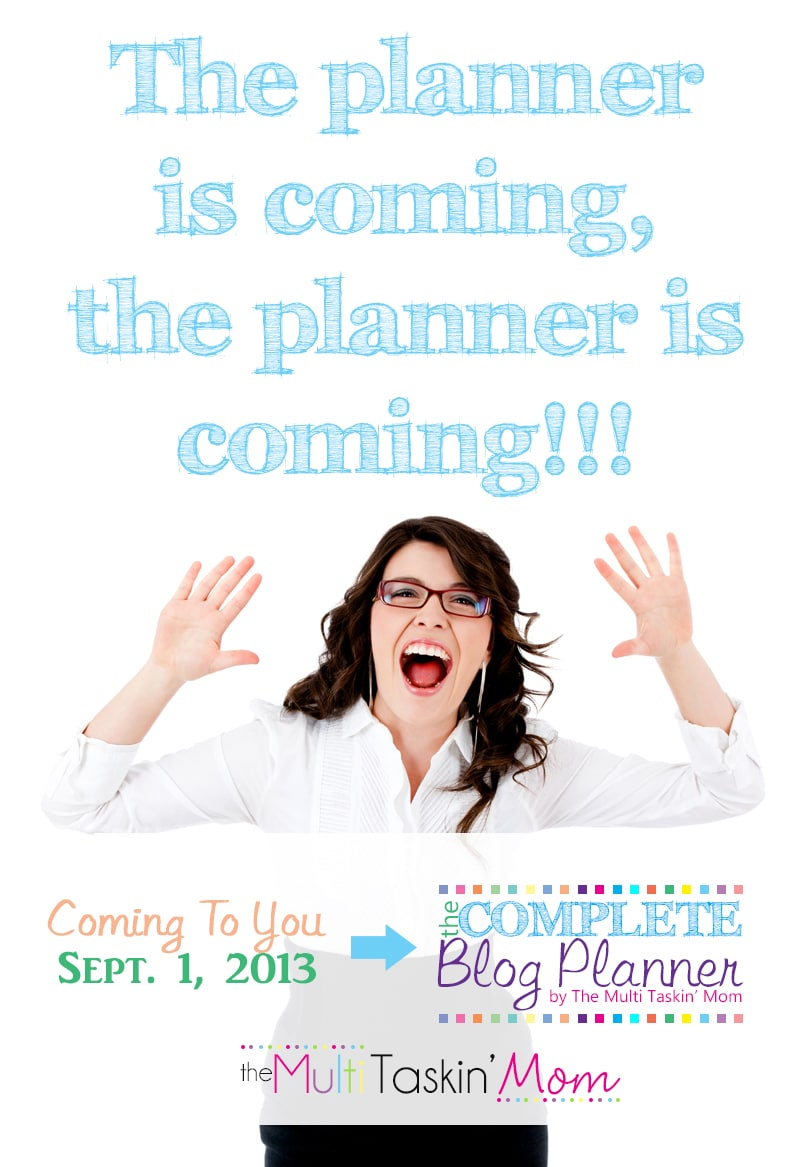 Inspired Wednesday – Announcing the plan