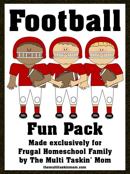 Football Fun Pack