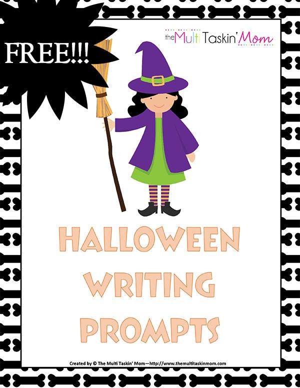 Inspired Wednesday – Halloween Freebie