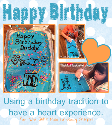 Heartschooling – A Birthday Tradition