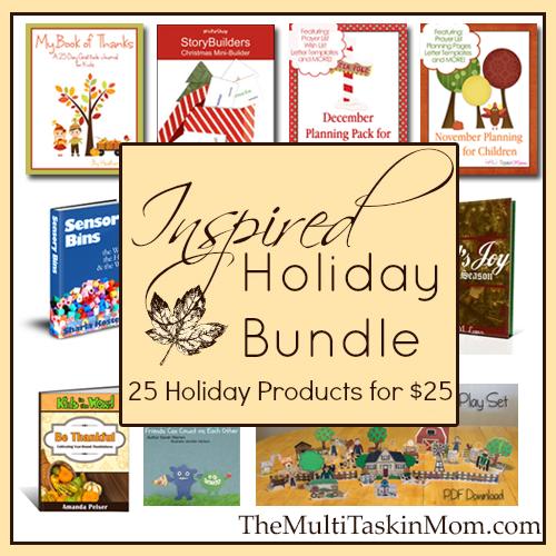 Inspired Holiday Bundle