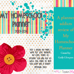 Inspired Wednesday – Homeschool Planner