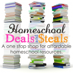Affordable Resources for Homeschoolers – COMING SOON!