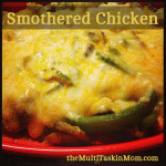 Inspired Wednesday – Smothered Chicken