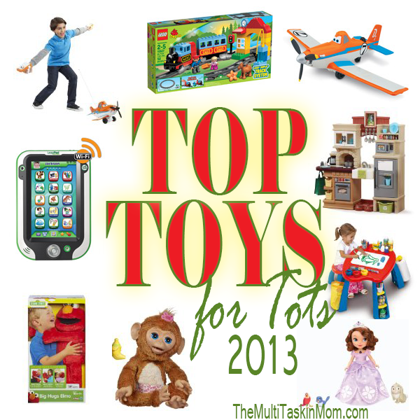 Top Toys for Tots 2013