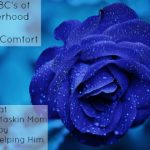 The ABC's of Motherhood – C is for Comfort