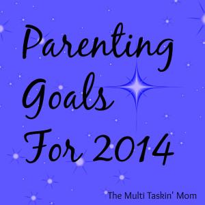 Parenting Goals for 2014