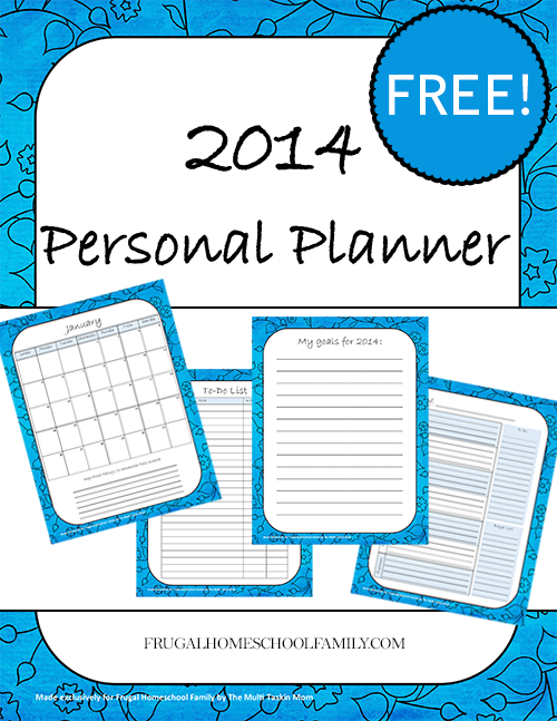 FREE Mini Planner