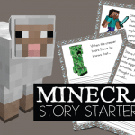 FREE Minecraft Story Starters