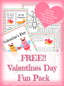 Valentines Day Fun Pack