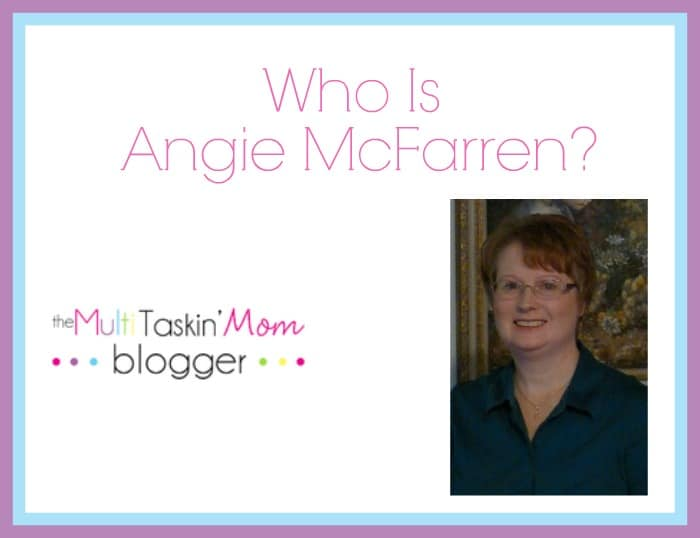 Who is Angie McFarren?