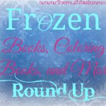 Frozen Books and More Round Up