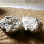 Cookies and Cream Frosted Chocolate Cupcakes