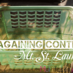 Regaining Control of Mt. St. Laundry