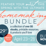 The ULTIMATE in Homemaking