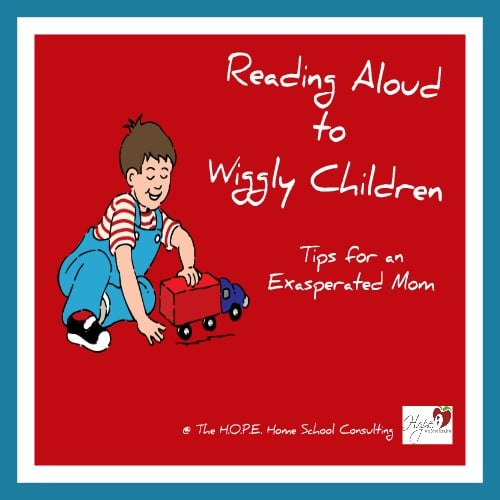 Reading Aloud to Wiggly Children