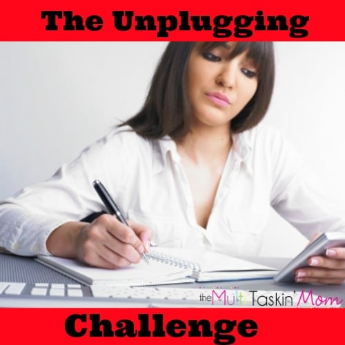 The Unplugged Challenge