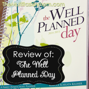 A Review of The Well Planned Day by HEDUA