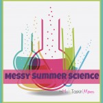 Messy Summer #Science | themultitaskinmom.com