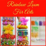 Rainbow Loom For Arts
