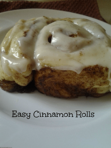cinnamon rolls edited