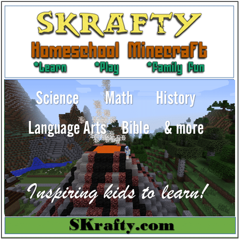 Homeschool Minecraft
