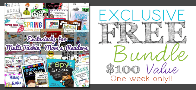 EXCLUSIVE FREEBIE from EDUCENTS ($100 Value)