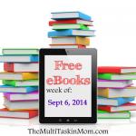 This Week's Free eBooks: September 6, 2014