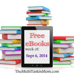 This Week's Free eBooks: September 6, 2014