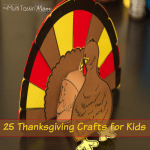 Thanksgiving Crafts for Kids of All Ages