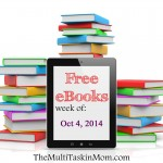 Free eBooks for the Week of October 4, 2014