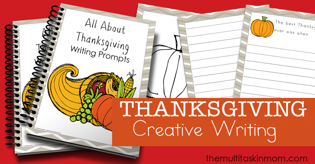 Creative Writing Prompts: Thanksgiving