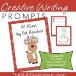 Creative Writing Prompt: My Pet Reindeer