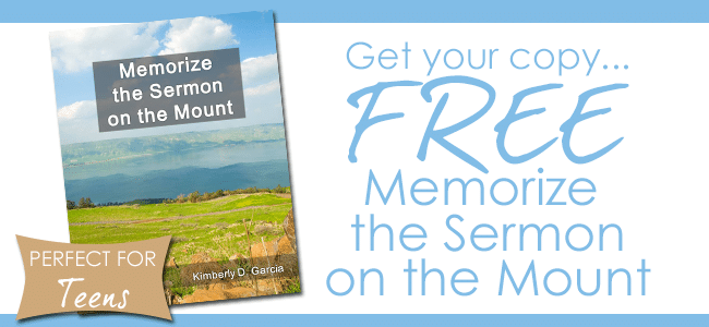 Sermon on the Mount FREE from The Multi Taskin Mom