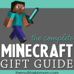 The Complete Minecraft Gift Guide for 2014