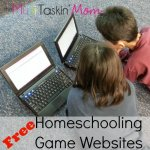 Free Homeschooling Game Websites