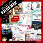 Exclusive 16 Pack Freebie