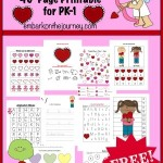 Valentines Day Learning Pack
