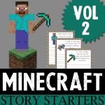 Minecraft Story Starters Vol. 2