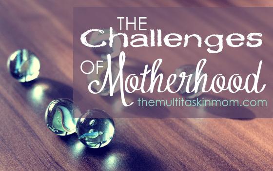 The Challenges of Motherhood