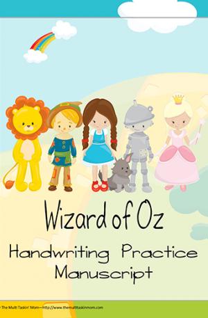 Wizard of Oz HW M