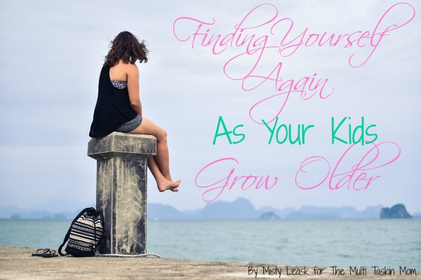 Finding Yourself Again As Your Kids Grow Older