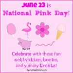 Celebrate National Pink Day With All Things Pink