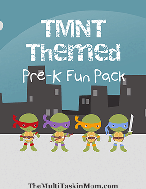TMNT Themed Fun Pack Thumb