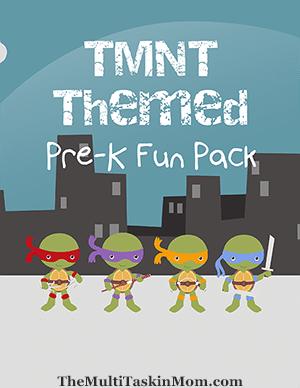 TMNT Fun Pack
