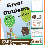 FREE!  Great Outdoor Fun Pack